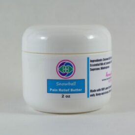 Snowball Pain Relief Butter